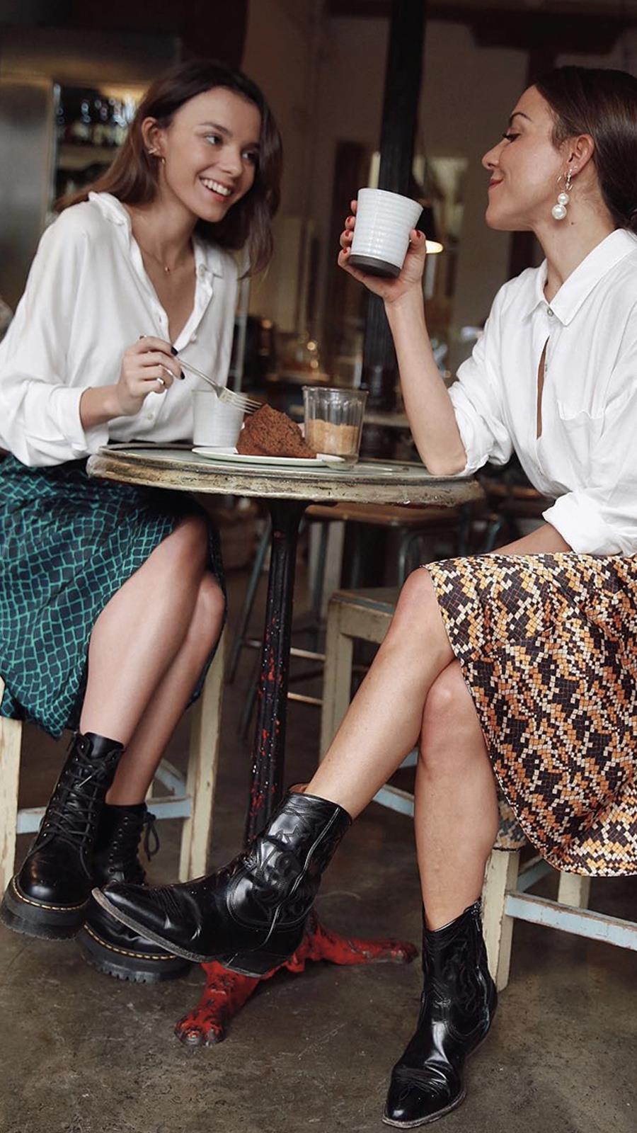 950ba323 ¿Sabes qué botas de mujer estarán de moda en 2019 y cómo las llevaremos? Te  mostramos 10 'lookazos' que van a marcar tendencia