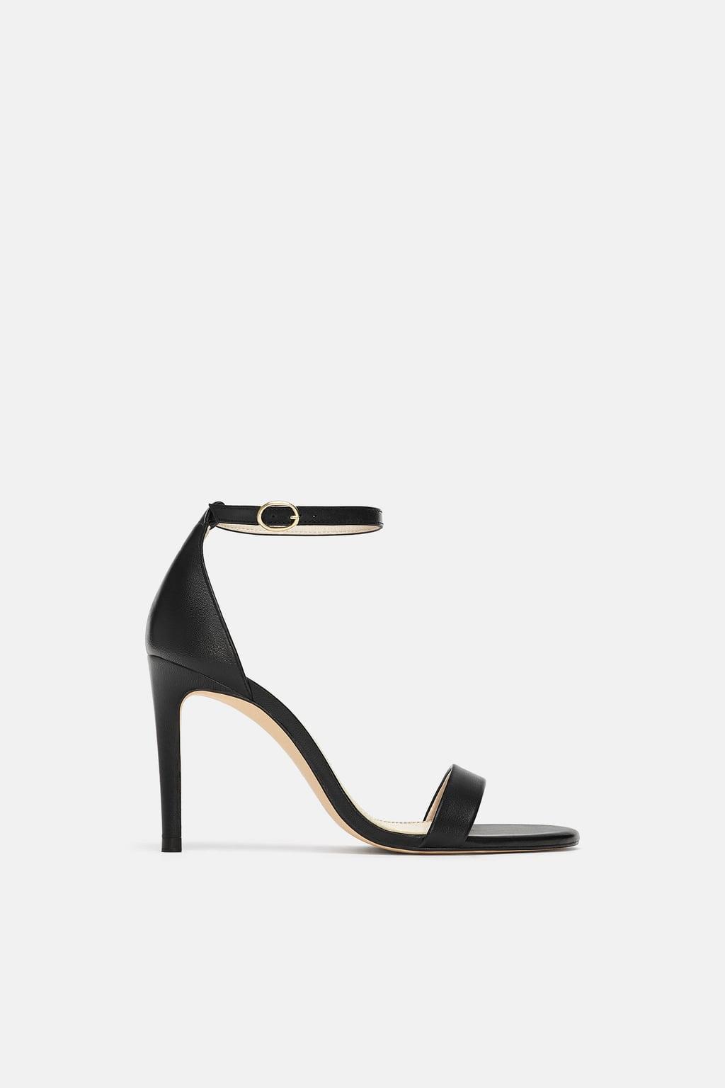 zapatos de pulsera para piernas delgadas