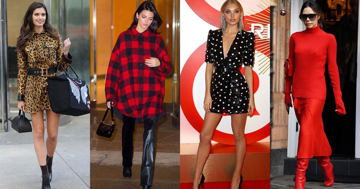Moda 2019 5 tendencias nuevas y 5 tendencias que se van for Tendencia de color de moda