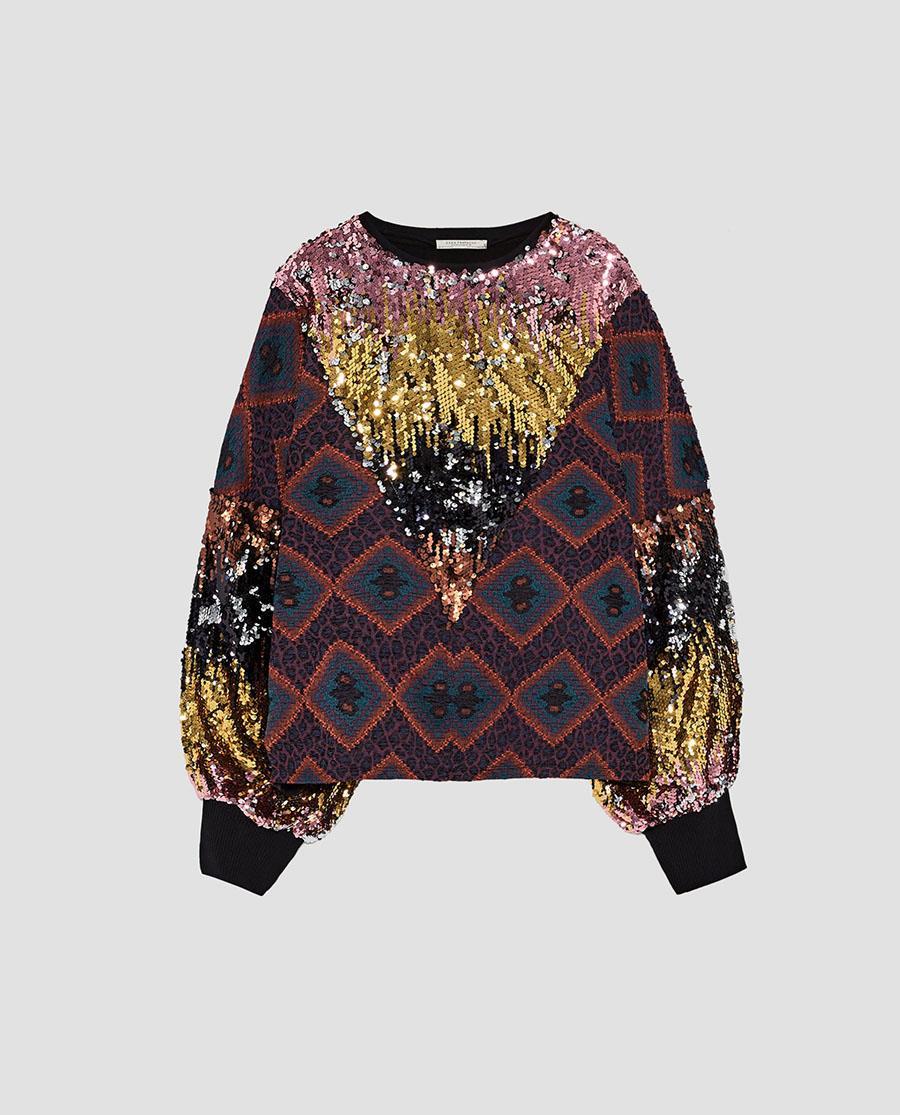 9796102f67 Hemos recopilado las prendas más vendidas de Zara en 2018. Sudaderas de  mujer, vestidos de moda, pantalones pitillo... ¿Nuestro deseo?