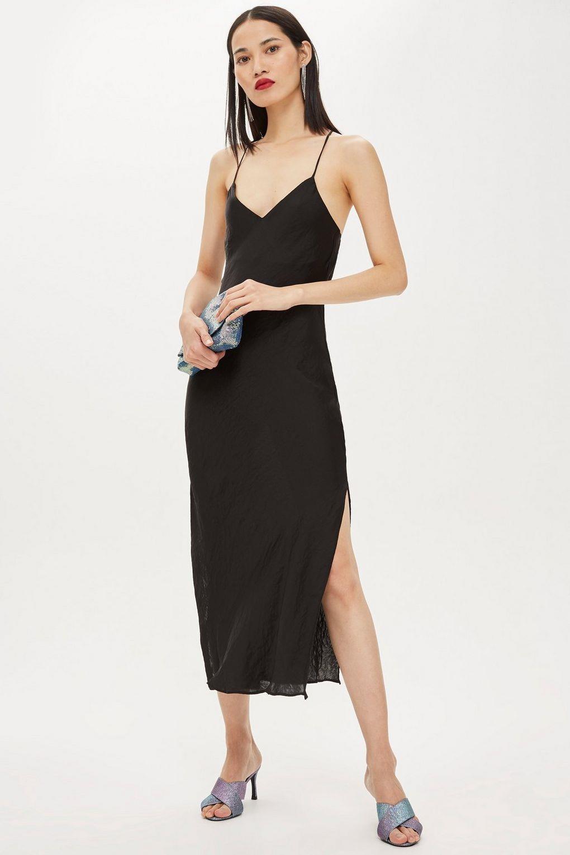 7b6d159783d Vestidos negros de fiesta  los favoritos de las famosas a precio ...