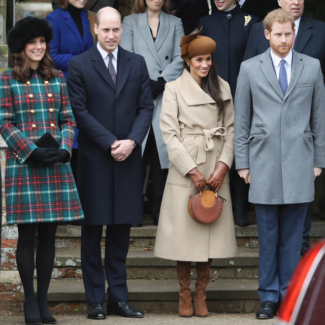 Harry y Meghan Markle no pasarán la Navidad con William y Kate Middleton