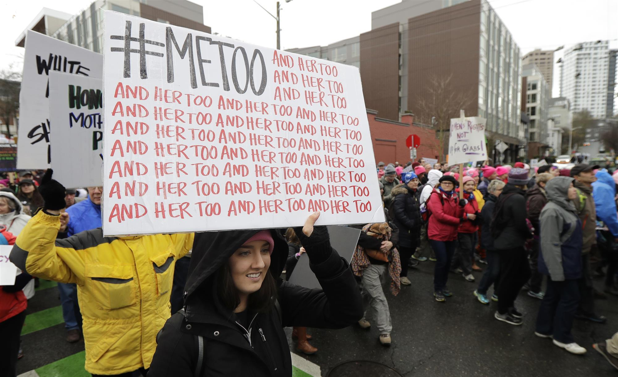 MeToo. #MeToo/Time´s Up