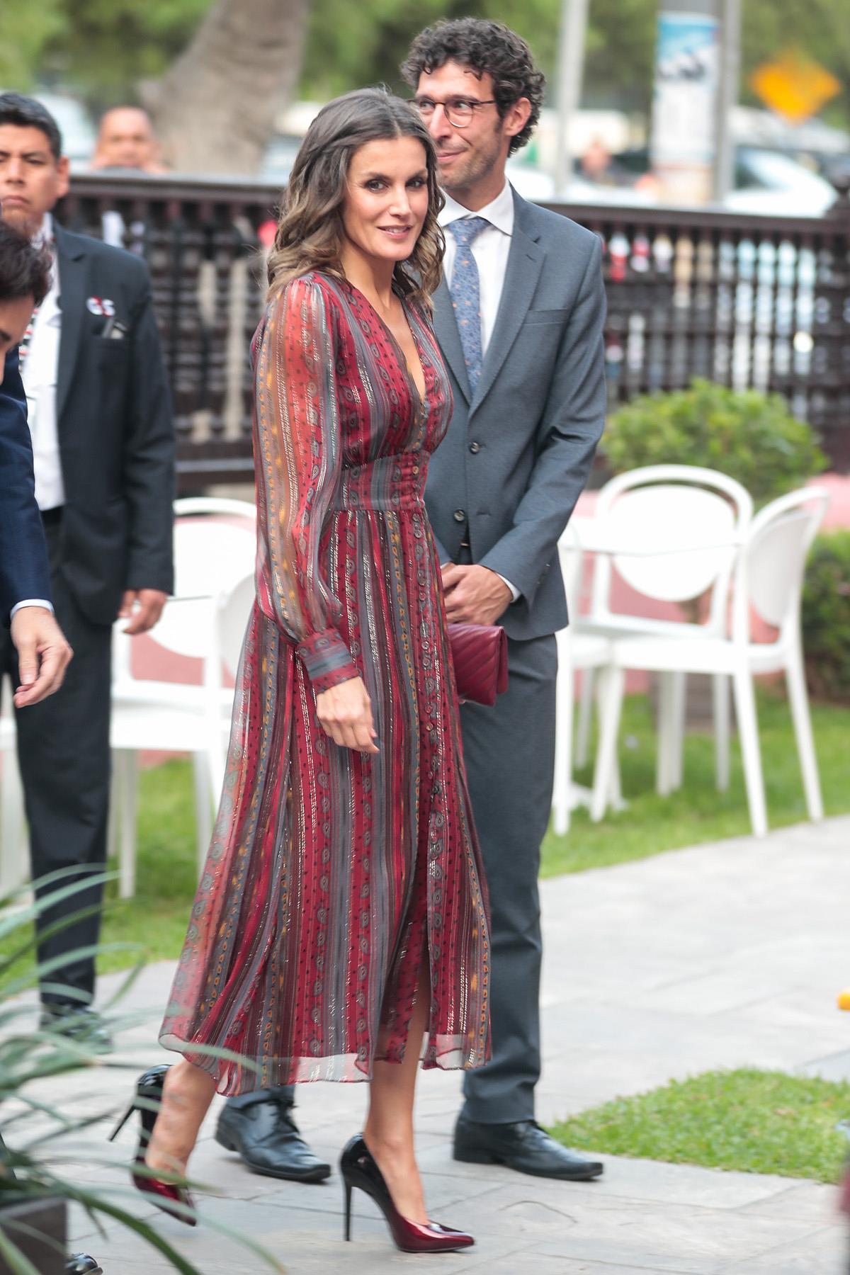 9f354dbe90 Letizia Ortiz  los mejores looks de 2018 - InStyle