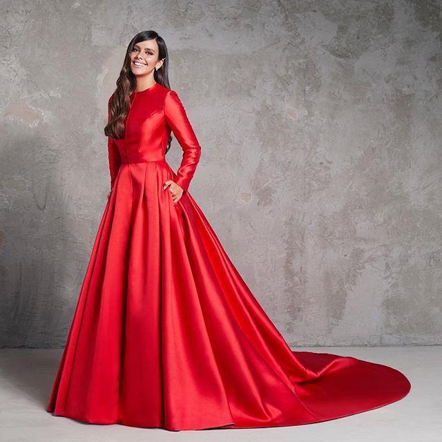 a4d091f4b cristina-pedroche-vestido-campanadas-2018-2. El vestido que ocultaba