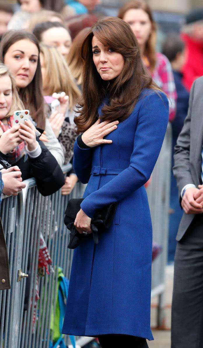 Kate Middleton eventos reales