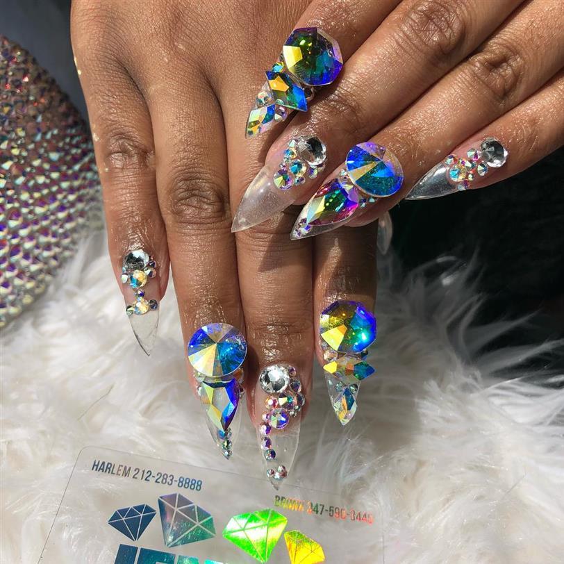 U as decoradas y colores de u as de moda en 2019 instyle - Color de unas de moda ...