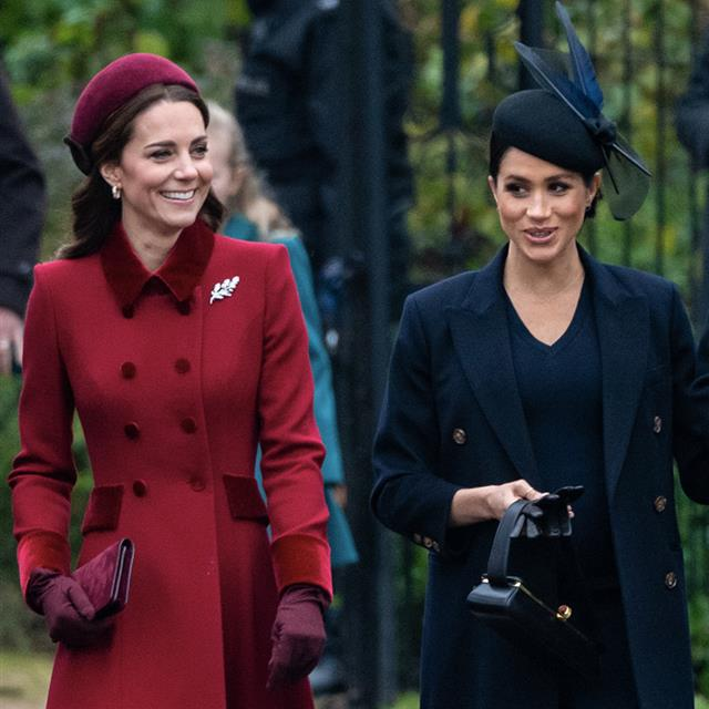 Meghan Markle y Kate Middleton: una enemistad confusa