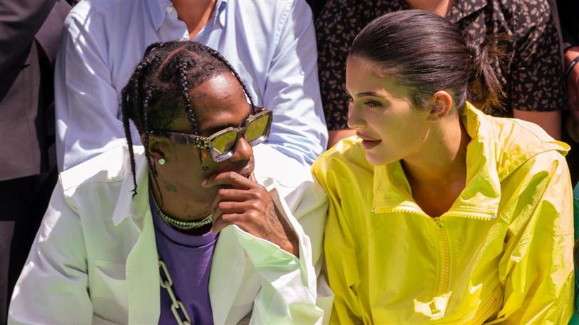 kylie y travis