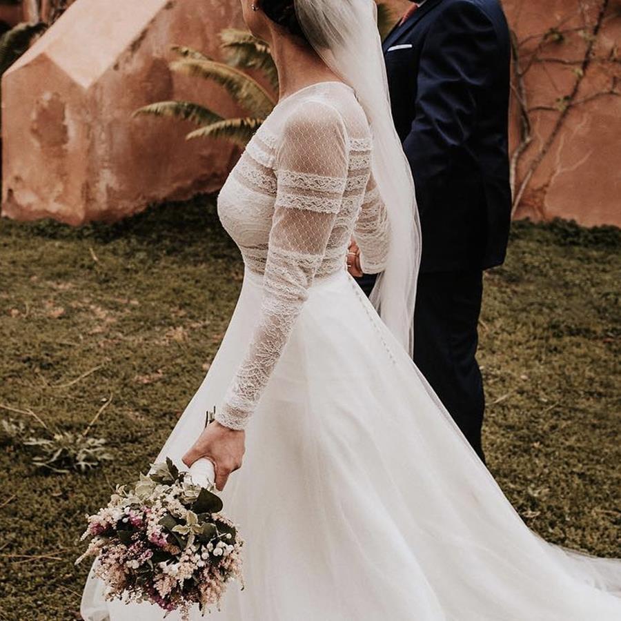 a62d4817c8 Bodas 2019  tendencias en ideas para bodas y novias del año - InStyle