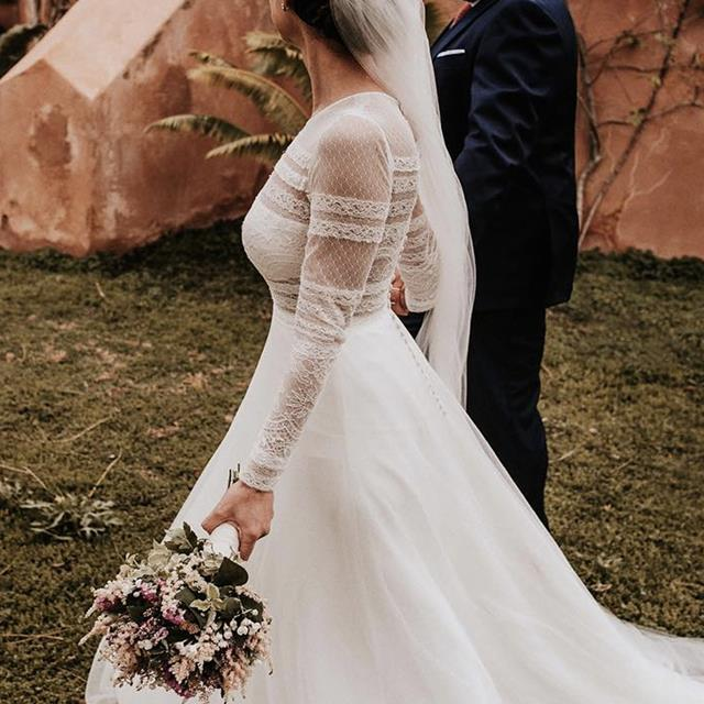 68698129c ¿Quieres la boda perfecta  Todas las tendencias en boda y novias para 2019 (