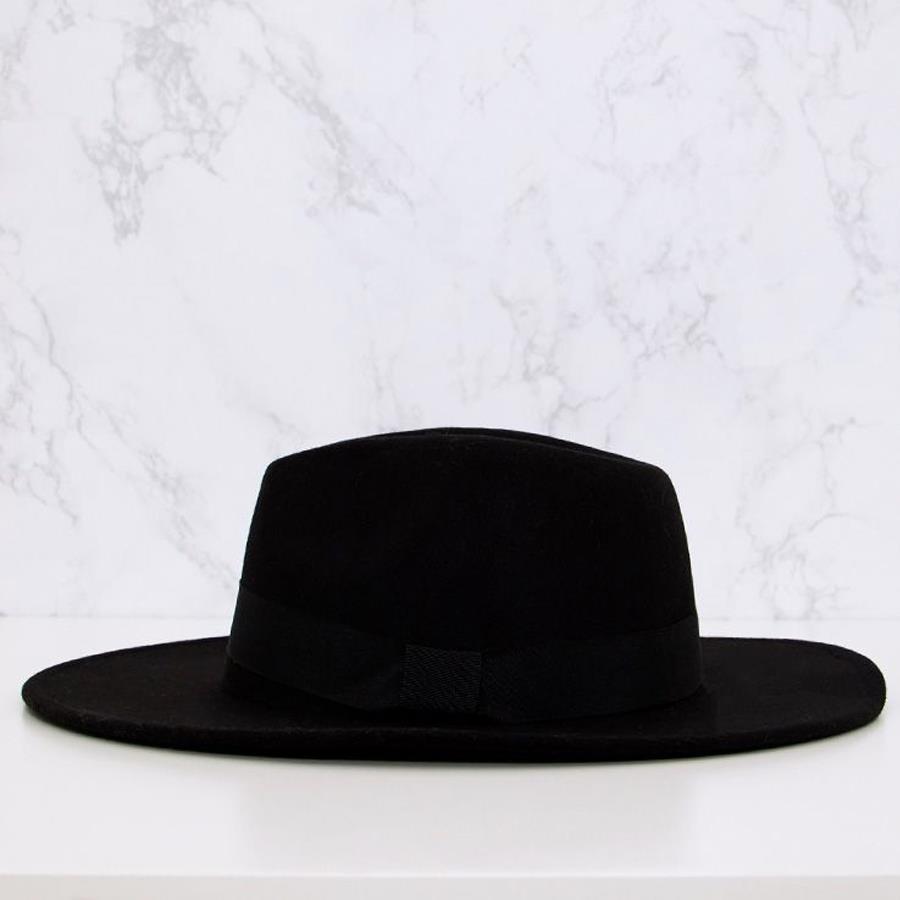 Sombrero básico de fieltro de Pretty Little Thing Talla y color únicos (14  €) 7373394fc913