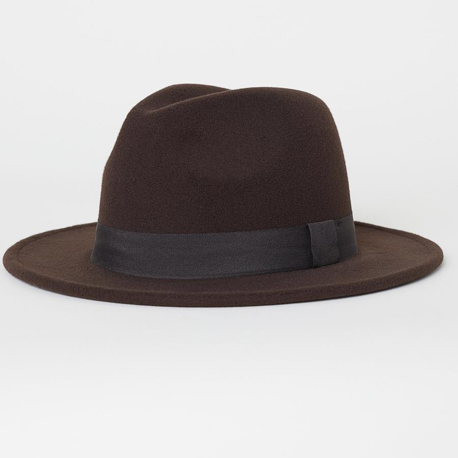 81414d95d2c50 Sombrero de lana de fieltro de H M Disponible también en color negro (14