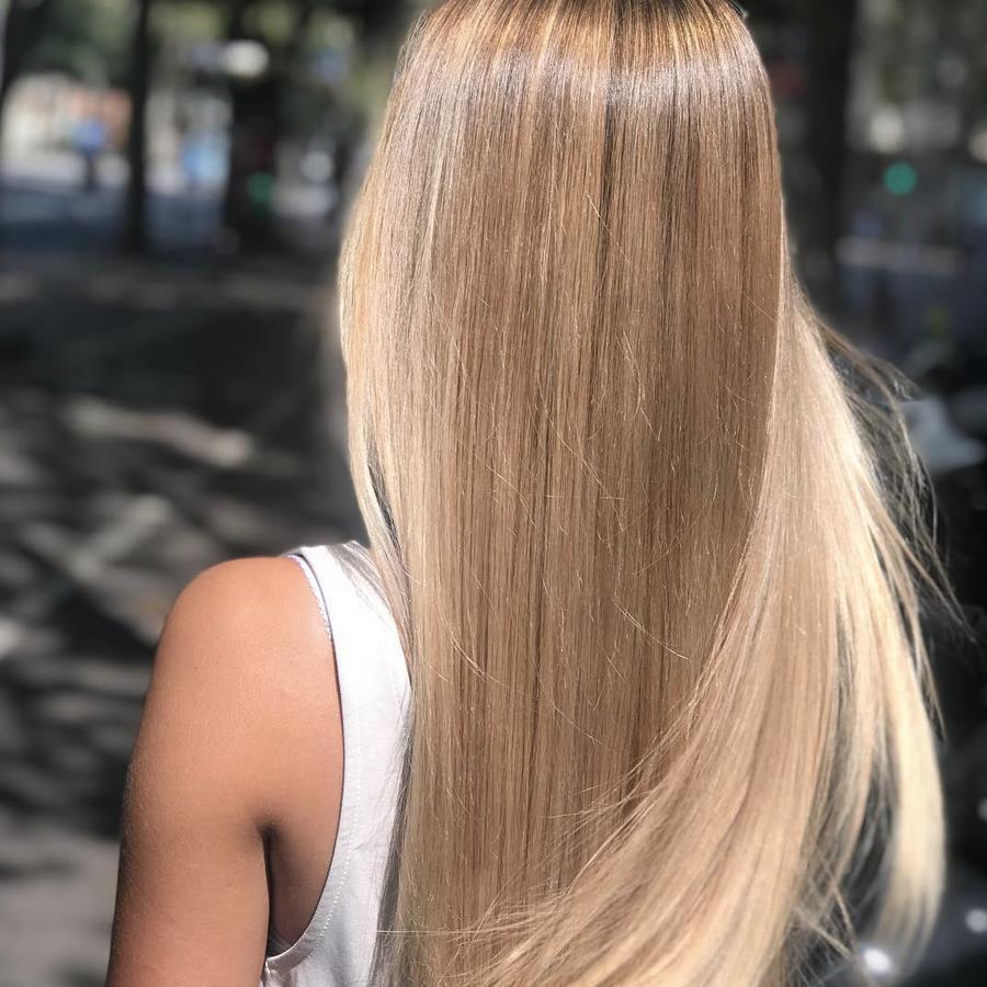 Peinados para pelo largo. ¿Quieres dejarte el pelo largo  432fa5675b2e