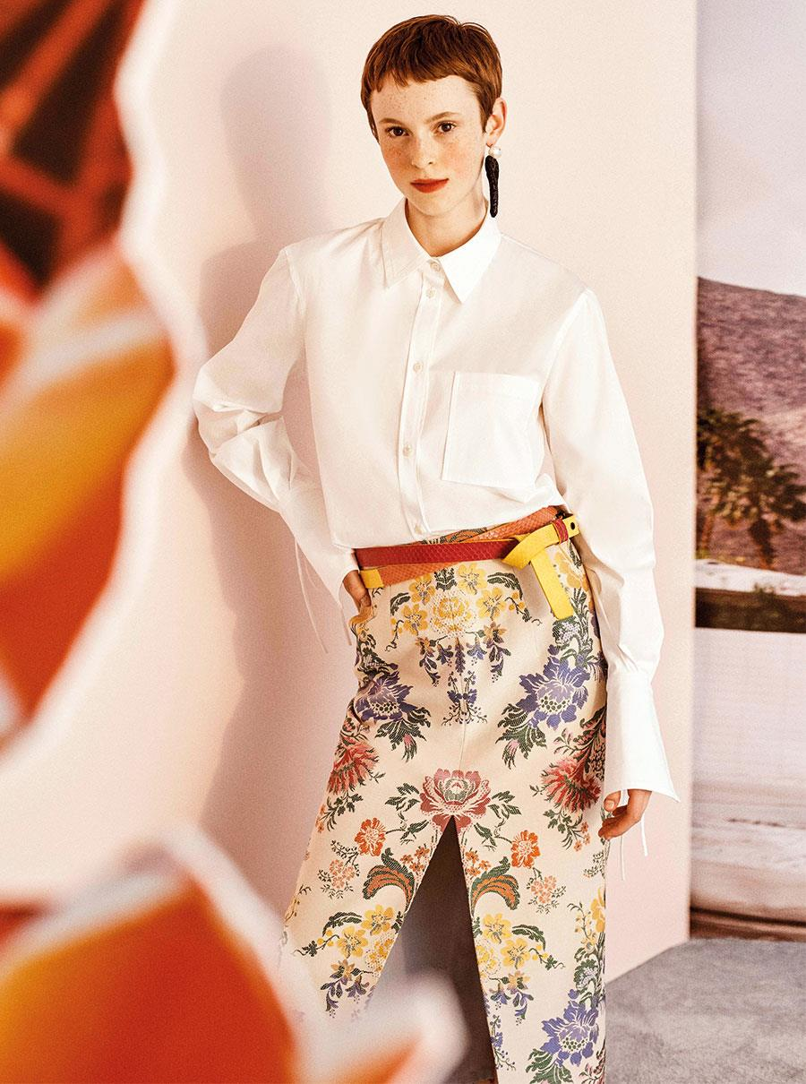 7c27ddbfea Prendas basicas armario mujer moda primavera verano 2019 - InStyle