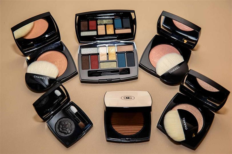 Maquillaje Chanel