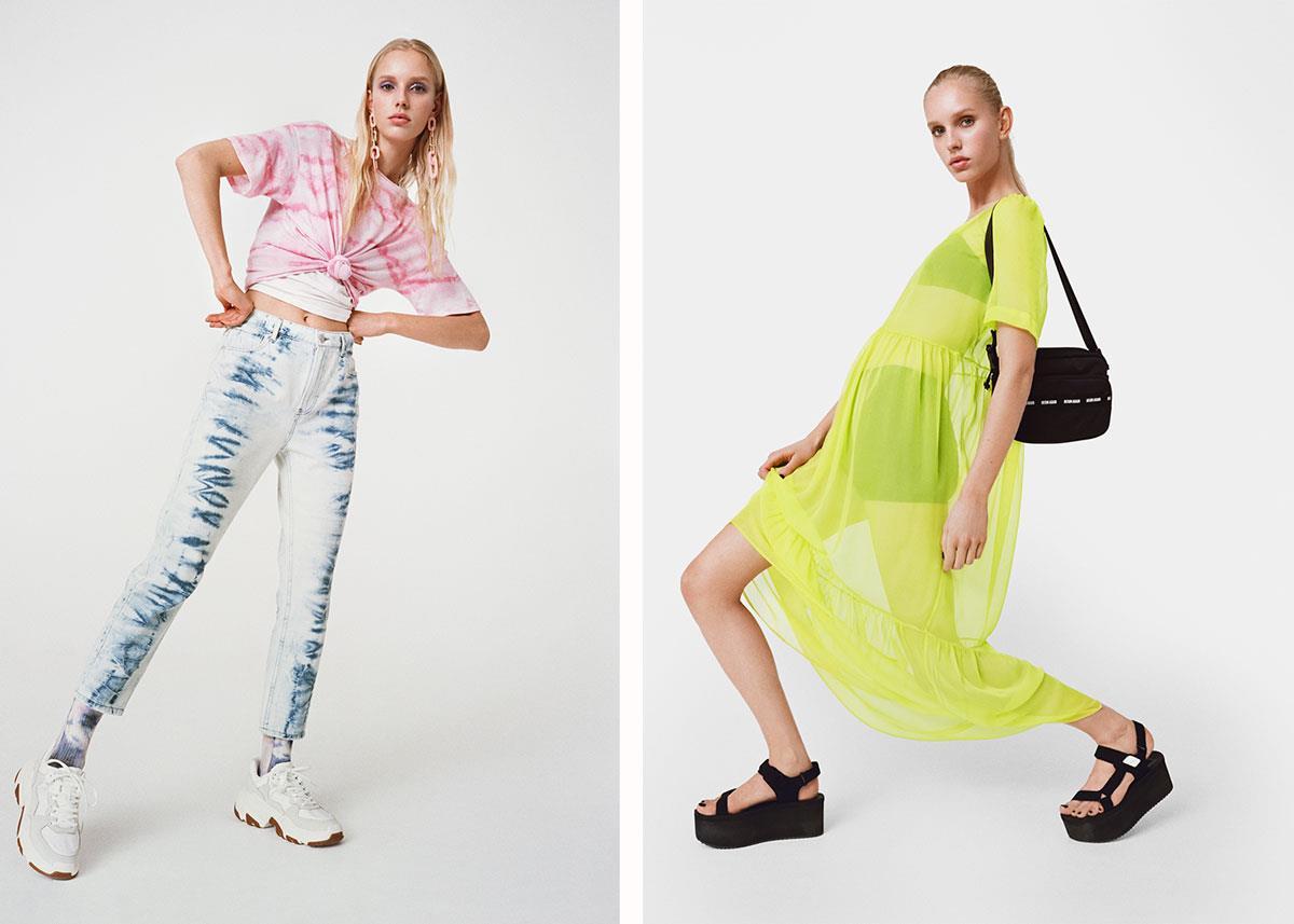 627c4fa6aebe La firma más divertida de Inditex va a poner a competir a las tendencias de  la primavera-verano 2019, en una guerra 'fashion' en la que el ganador es  ...