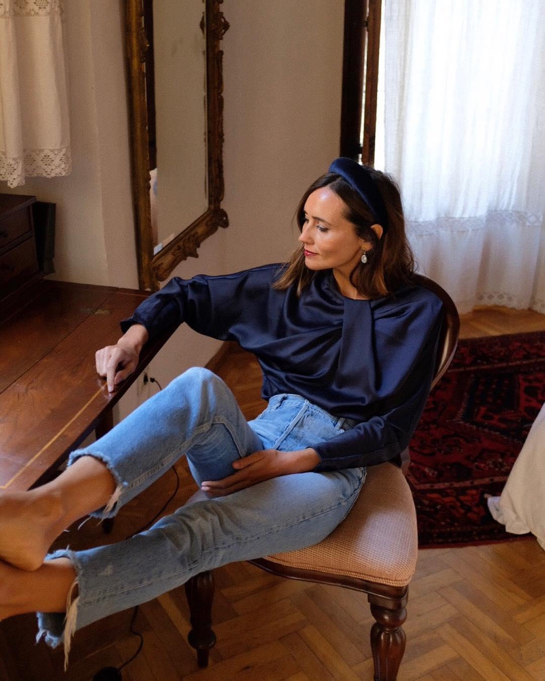 Vaqueros De Mujer Looks De Moda Con Jeans Faciles Y Muy Bonitos