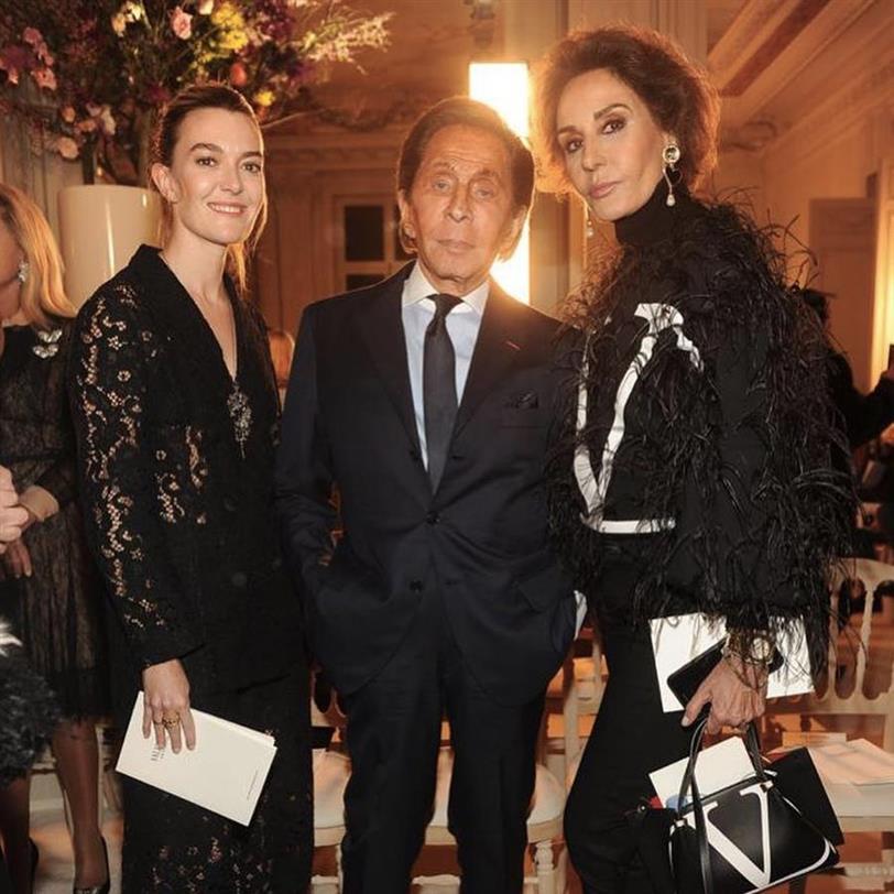 Marta Ortega lleva un 'look' de Zara de solo 129 euros al
