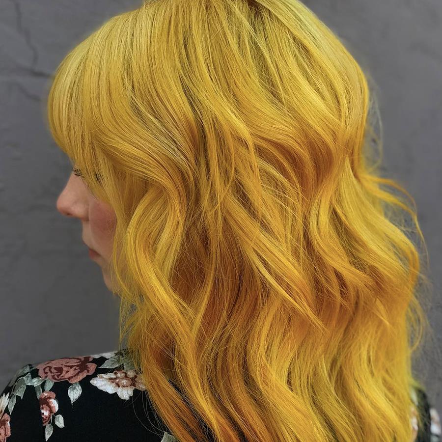 Si quieres cambiar de color de pelo estes es el que está de moda en ... 15425f15292d