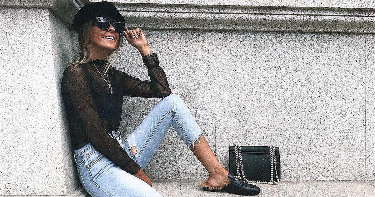 473c3ca49ef Zapatos planos mujer  looks de moda con zapatos planos - InStyle