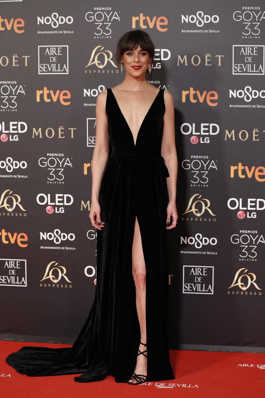 9d618a1f60b Mejores looks alfombra roja Premios Goya 2019 - InStyle
