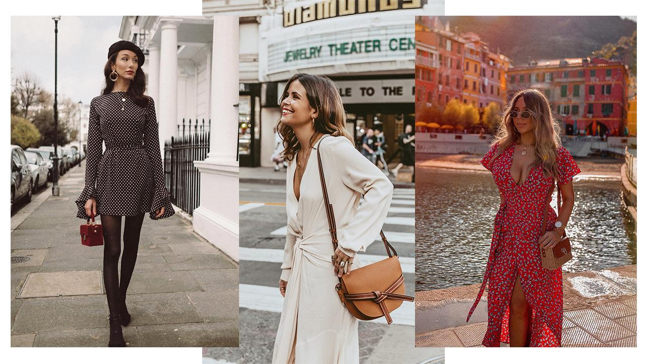Vestidos de moda primavera que estilizan la silueta moda mejor sieantas jpg  1280x720 Altos moda mejor 572ed25d2a17