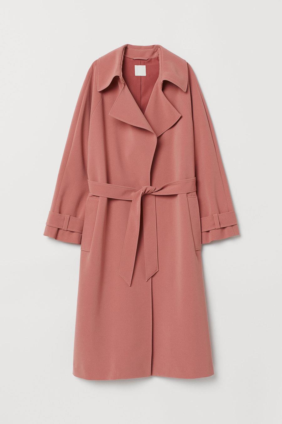 48f2e67b52185 Abrigo rosa  tendencia de moda primavera 2019 - InStyle