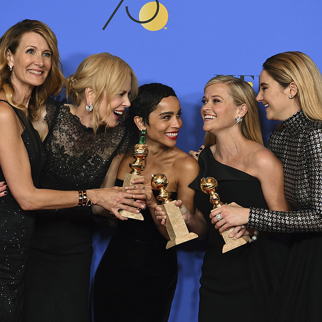 Galentine's Day: las actrices de 'Big Little Lies' celebran el amor no romántico