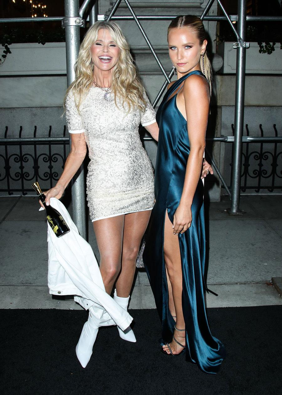Sailor Lee Brinkley-Cook christie brinkley. Christie Brinkley y Sailor Lee Brinkley-Cook