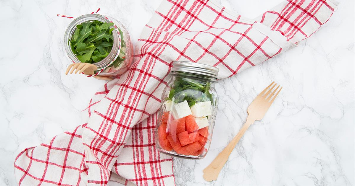 8 recetas para comer de 'tupper' en la oficina y no engordar