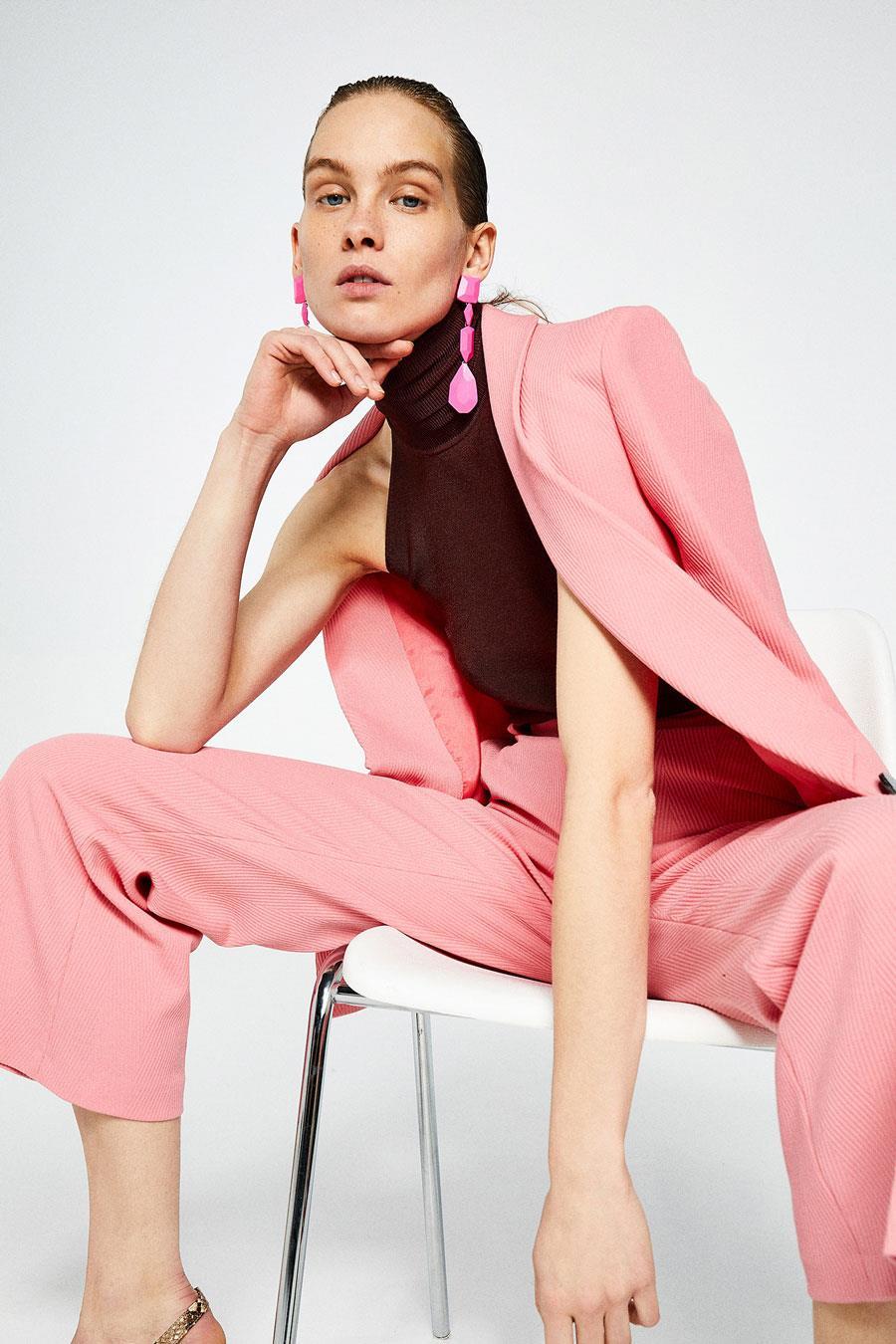 dd147c6fa448 Trajes de chaqueta mujer de moda primavera verano 2019 - InStyle