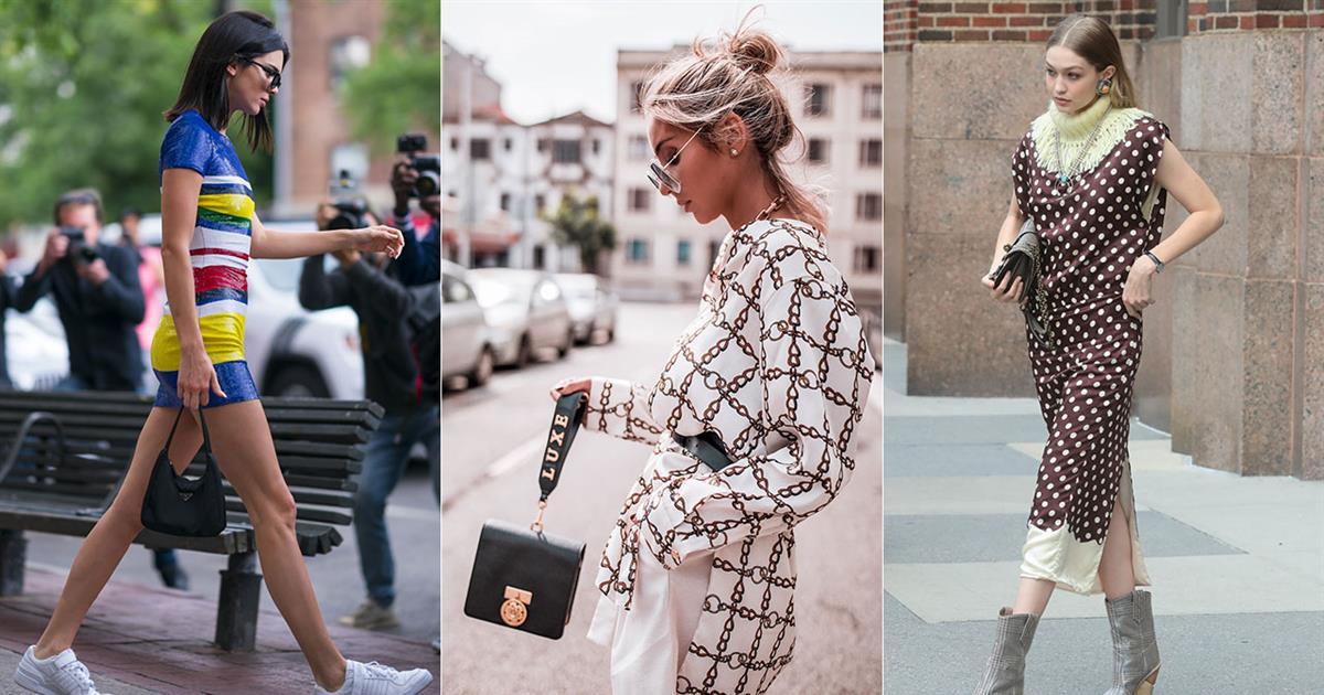 76d5771f Estampados de moda Primavera-Verano 2019: vestidos, camisas, pantalones,  tops - InStyle