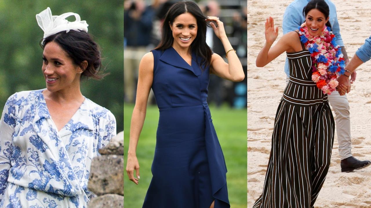 Meghan Markle Tiene Todos Los Vestidos De Moda Primavera