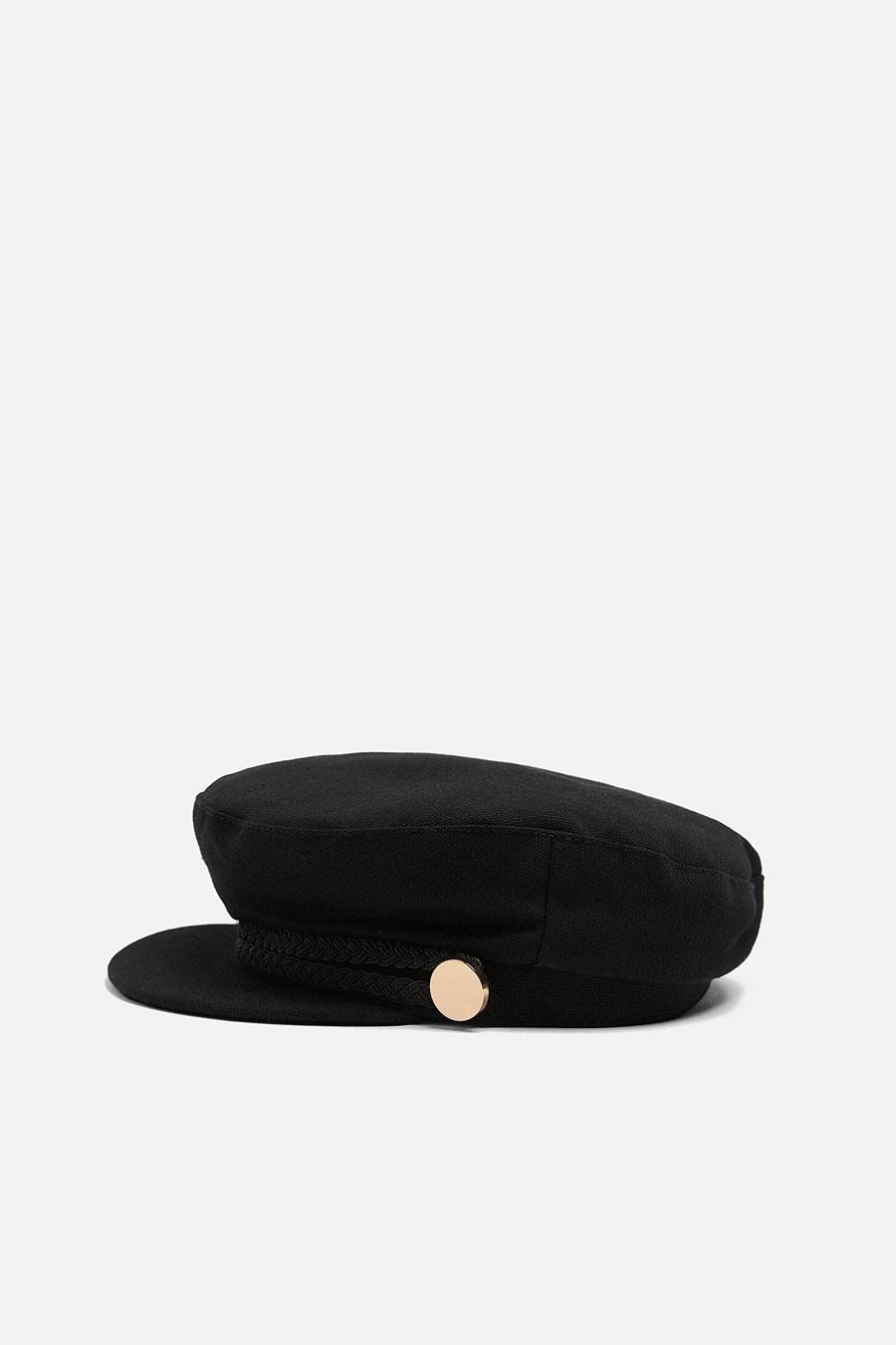 Gorra marinera de Zara 490571fcac2