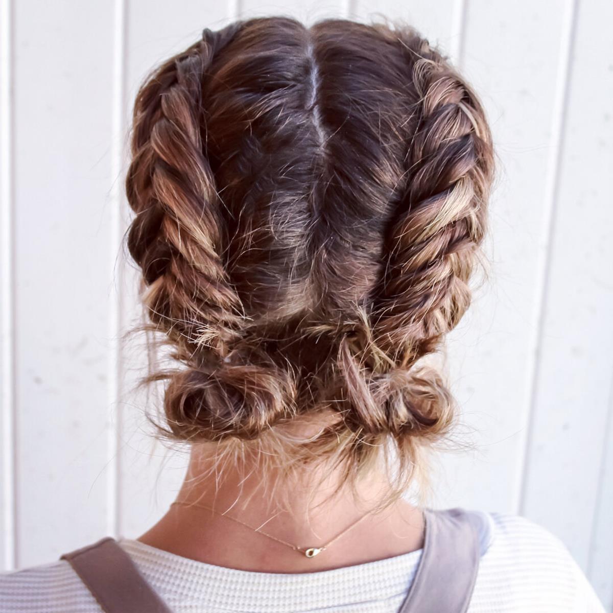 Peinados Pelo Corto Mujer Los Mas De Moda Primavera Verano 2019