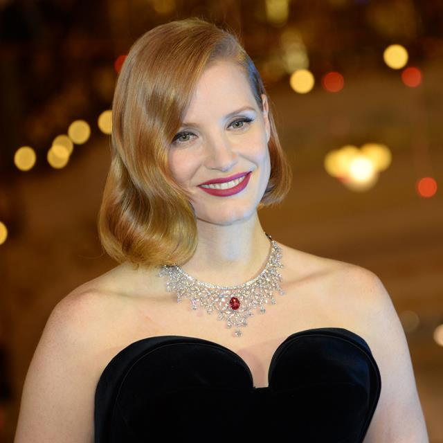 Jessica Chastain lleva a Hollywood el churro de Terelu