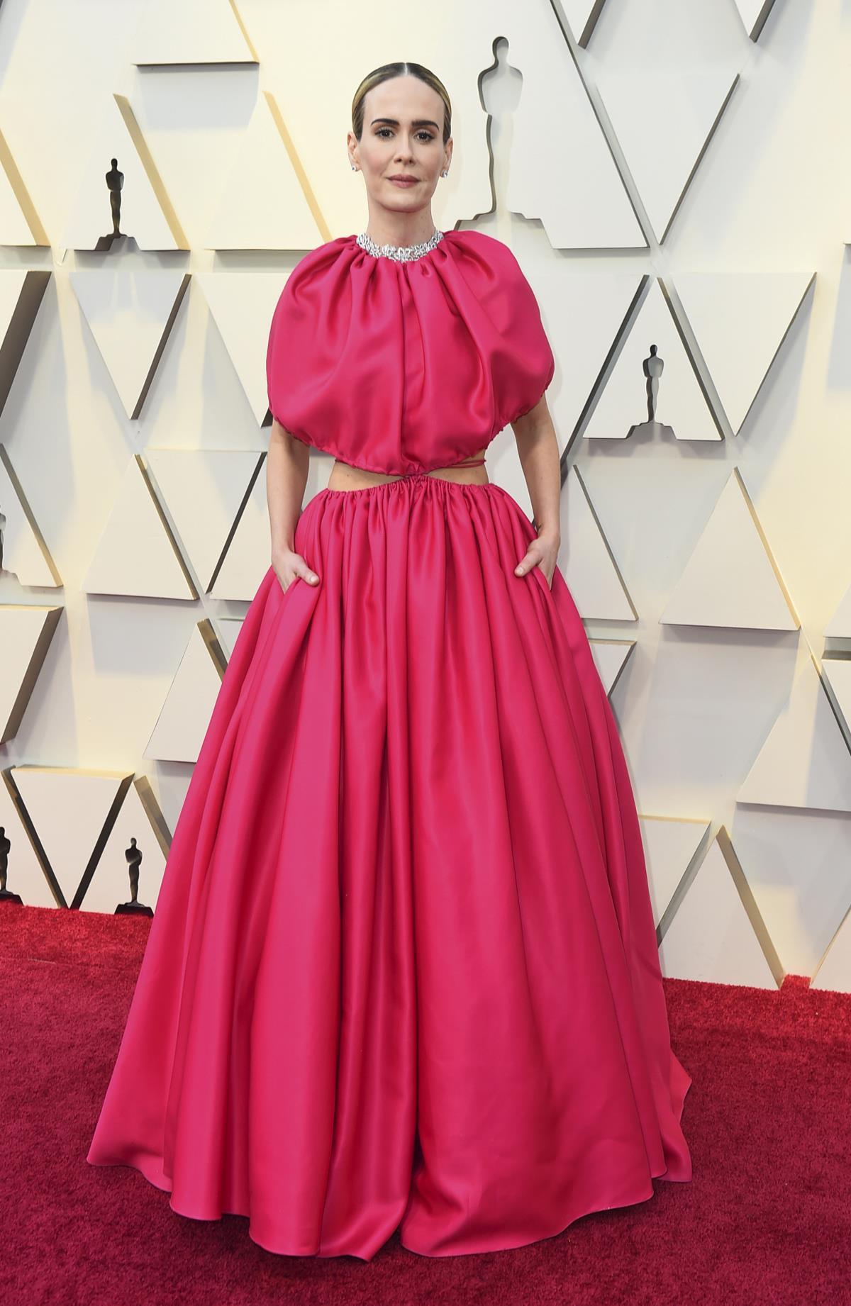 249f5c510 Las mejor y peor vestidas en la alfombra roja de los Premios Oscar ...