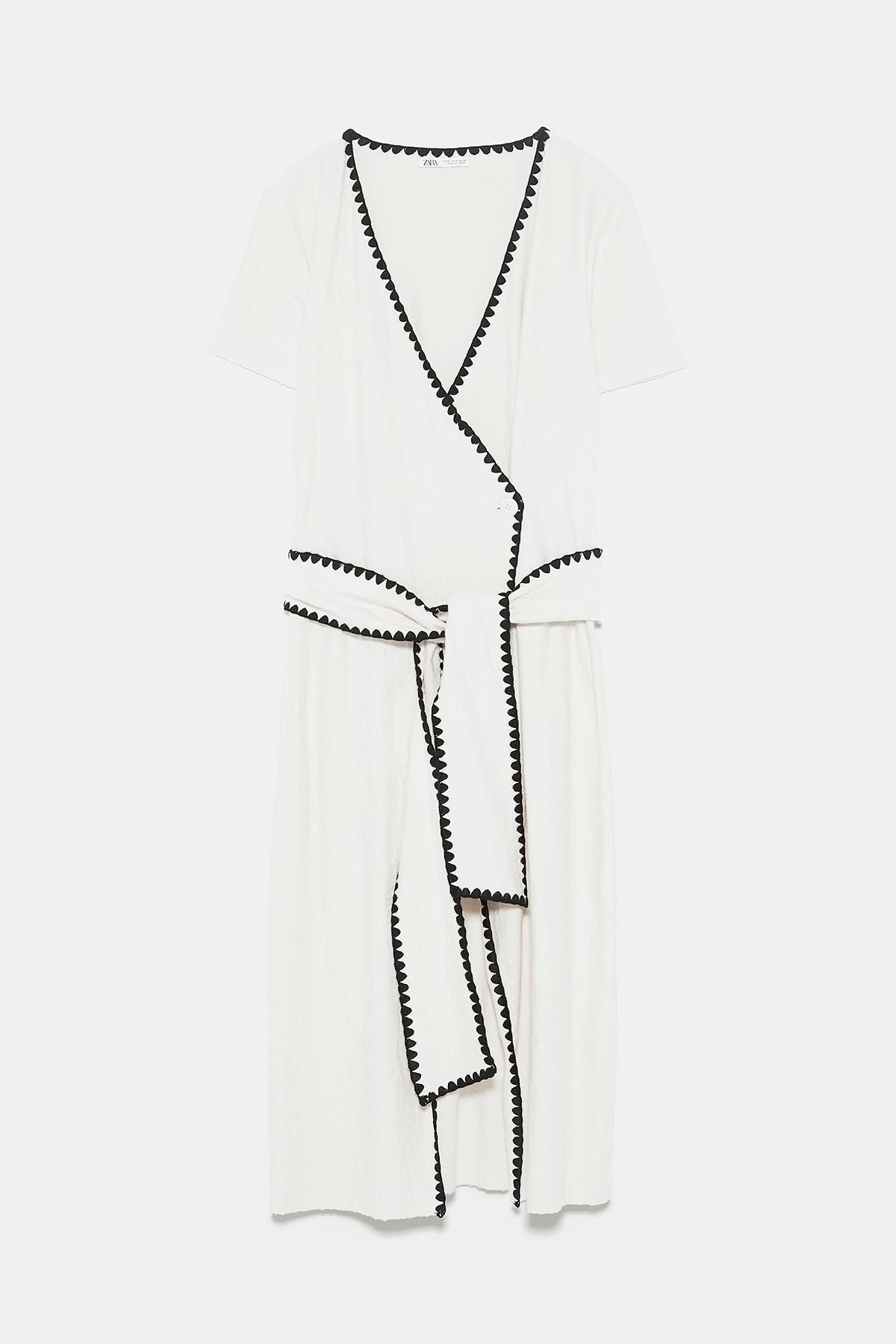 1aab43a62 Vestidos Zara colección primavera 2019: selección de los más bonitos ...