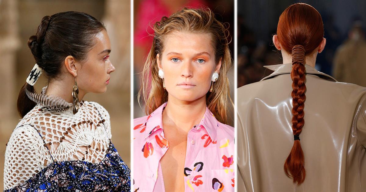 Las tendencias de pelo que llevarás la próxima primavera