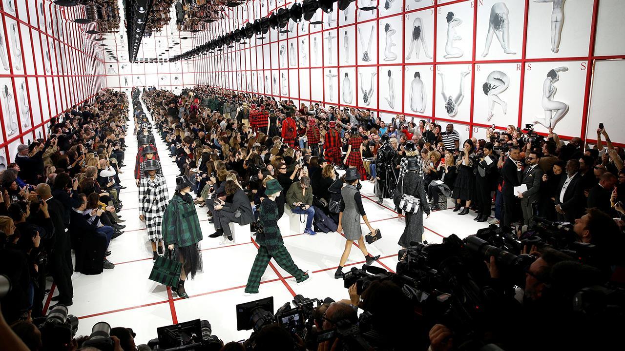 f920563e Moda otoño-invierno 2019 en la Semana de la Moda de París - InStyle