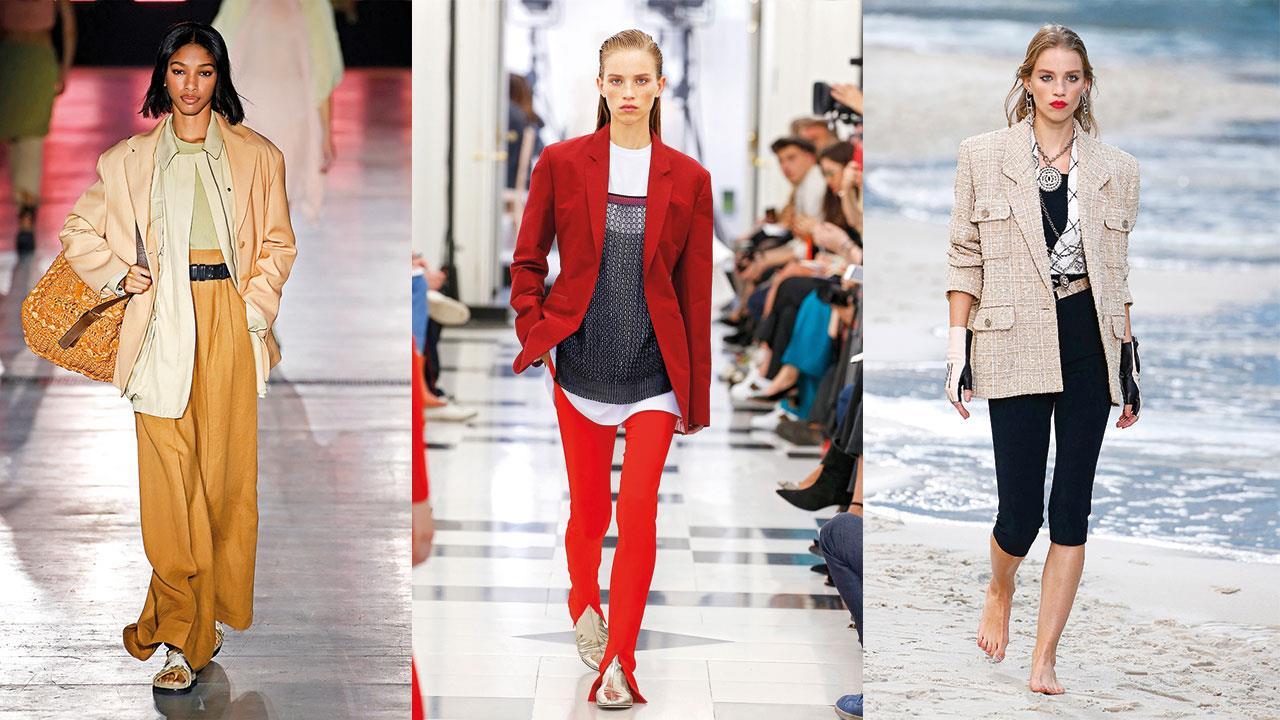 Moda Primavera Verano 2019 Mujer Ropa Años 80 Ropa Casual