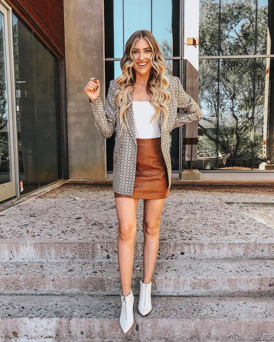 107127c6c41c9 blazer-mujer-primavera-verano-2019-blazer-estampado. Americanas mujer
