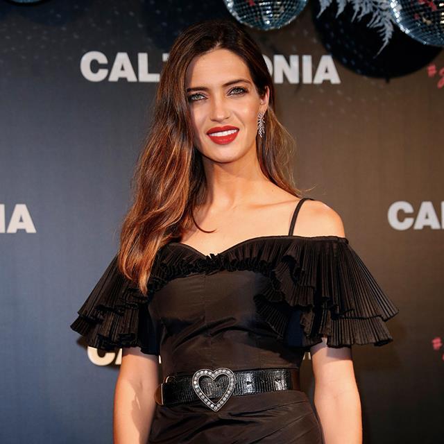 e5b611e982 Sara Carbonero tiene el vestido del que te vas a enamorar
