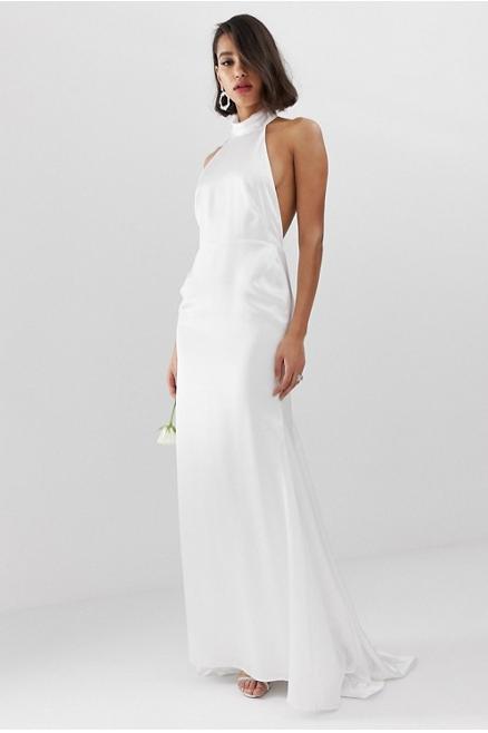bd76f5f65f8 Vestidos de novia baratos moda primavera verano 2019 - InStyle
