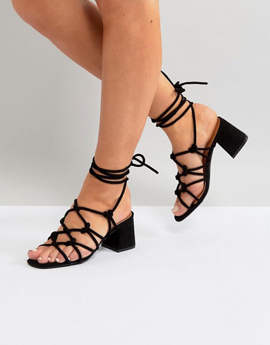 fotos oficiales 99ae9 cd64a 50 sandalias de mujer para el verano 2019 que son pura moda ...