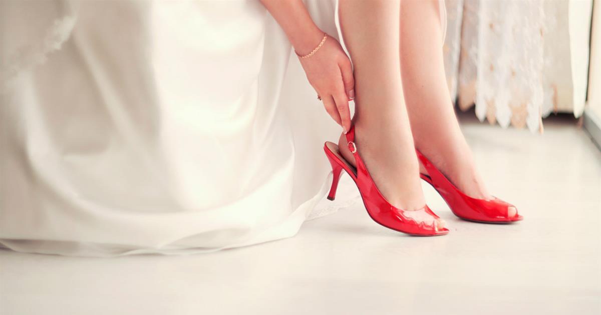 Una Cómodos Más De Cuento Bonitos Zapatos Y NoviaLos Boda Para 8N0wPnOXk