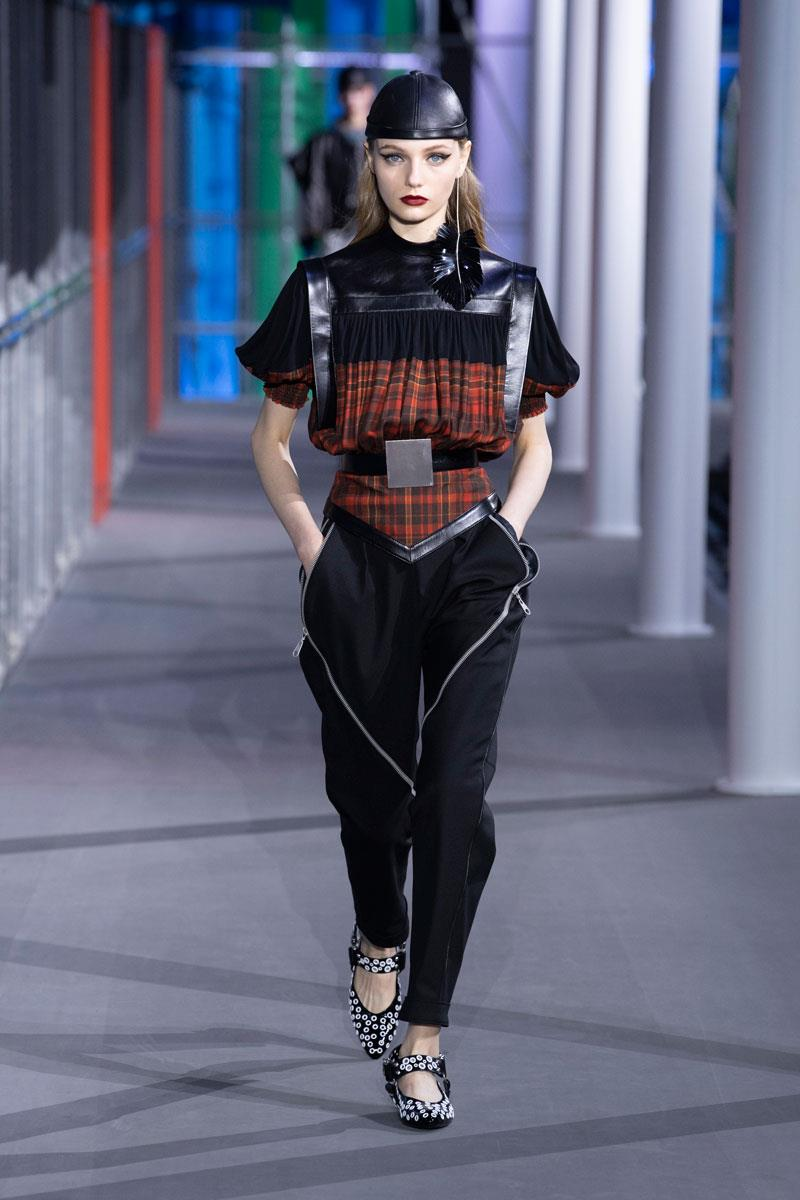 Louis-Vuitton-FW19---Look-25. Louis Vuitton, otoño-invierno 2019/20