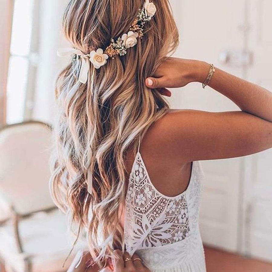 Peinados De Novia De Moda Primavera Verano 2019 Instyle