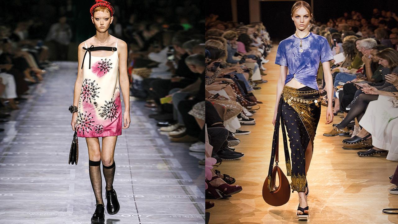 2e92d156 Tie dye: estampado de moda DE primavera 2019 - InStyle